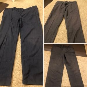 3 pairs of men dress Pants sz 34/30